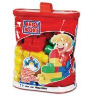 Mega Bloks Maxi kocka 24 db-os piros